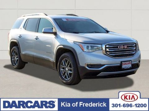 Pre-Owned 2018 GMC Acadia SLT All Wheel Drive SUV
