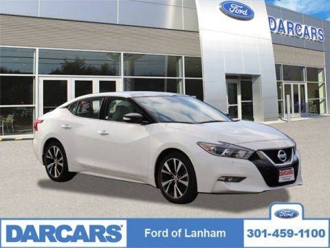 Pre-Owned 2018 Nissan Maxima SL Front Wheel Drive Sedan