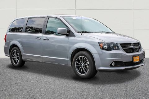 2019 Dodge Grand Caravan SE Plus NAV