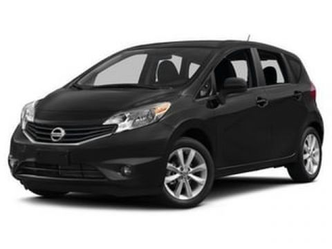 Pre-Owned 2016 Nissan Versa Note SV Front Wheel Drive Hatchback