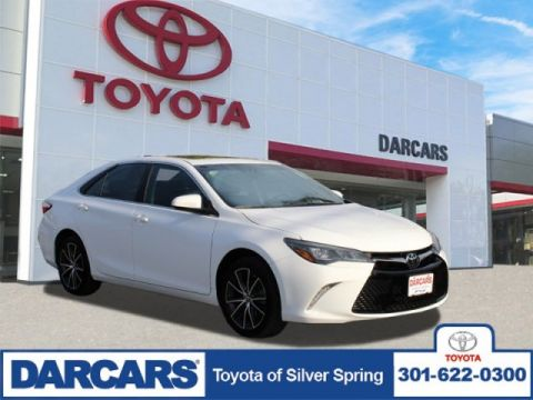 Pre-Owned 2017 Toyota Camry XSE V6 FWD 4dr Car