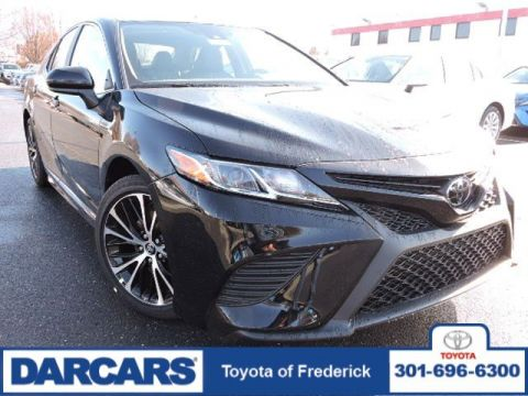 New 2020 Toyota Camry SE FWD 4dr Car