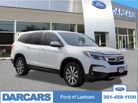 Pre-Owned 2019 Honda Pilot EX-L All Wheel Drive SUV