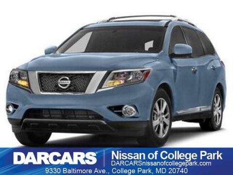 Pre-Owned 2013 Nissan Pathfinder Platinum All Wheel Drive SUV