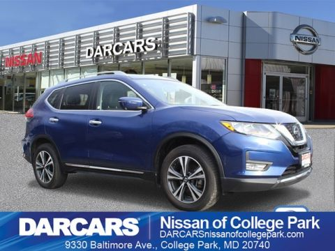 Pre-Owned 2018 Nissan Rogue SL All Wheel Drive SUV