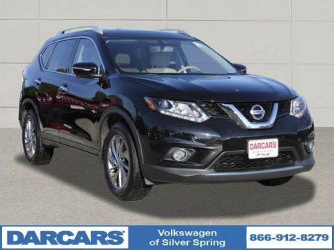 Pre-Owned 2015 Nissan Rogue SL All Wheel Drive SUV