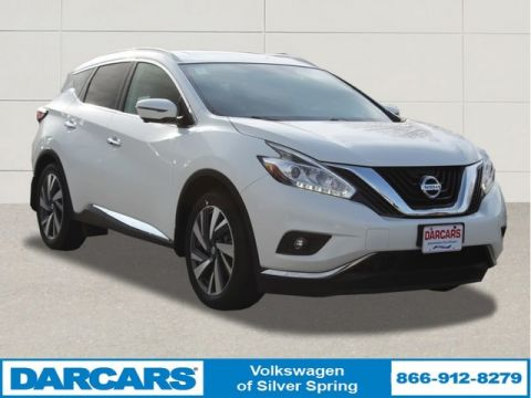 Pre-Owned 2016 Nissan Murano Platinum All Wheel Drive Wagon