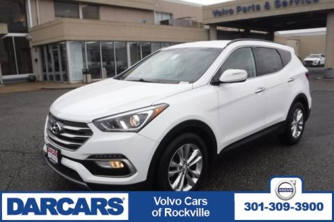 Pre-Owned 2017 Hyundai Santa Fe Sport 2.0T All Wheel Drive SUV