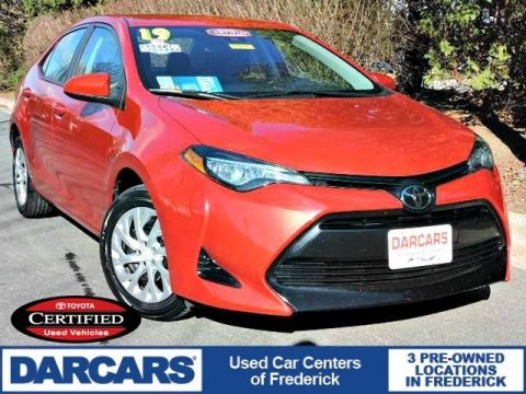 Certified Pre-Owned 2019 Toyota Corolla LE FWD 4dr Car