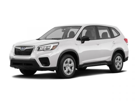 Pre-Owned 2019 Subaru Forester All Wheel Drive SUV