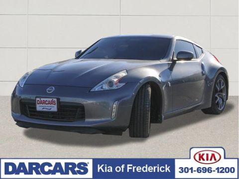 Pre-Owned 2014 Nissan 370Z Touring Rear Wheel Drive Coupe