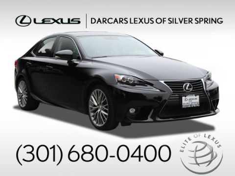 2015 Lexus IS 250 Premium Package / Navigation