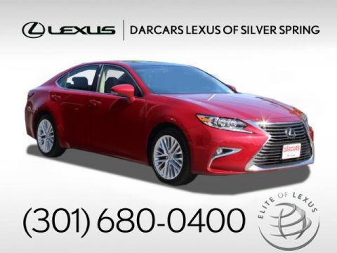 2016 Lexus ES 350 Luxury Package / Navigation