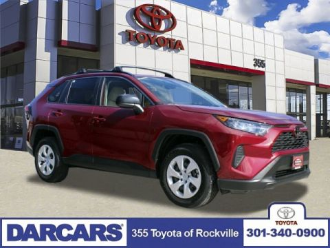 Pre-Owned 2019 Toyota RAV4 LE AWD Sport Utility
