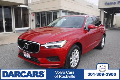 Pre-Owned 2018 Volvo XC60 Momentum AWD All Wheel Drive SUV