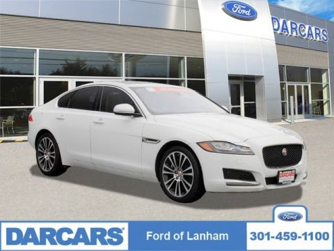 Pre-Owned 2016 Jaguar XF 35t Premium All Wheel Drive Sedan