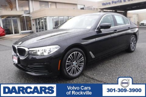 Pre-Owned 2019 BMW 530i xDrive - Sport Line All Wheel Drive Sedan